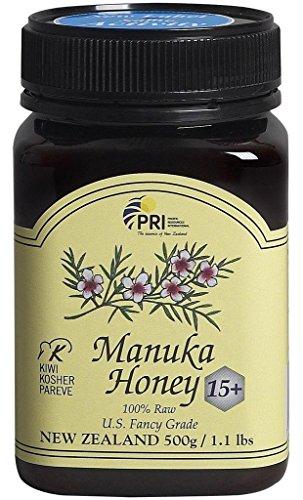 Pacific Resources Manuka Honey Bio Active, 15 Plus, 1.1 Pound - Resource Honey