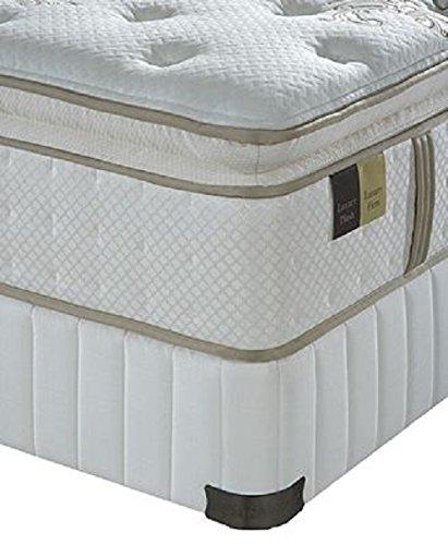Stearns Foster Shantel Luxury Plush Euro Pillow Top King Size