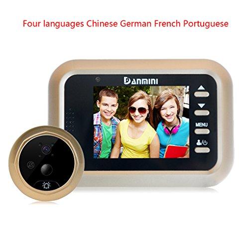 Color Pir Camera - Egal DANMINI Q8 2.4