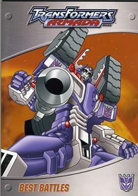 Best Battles - TransFormers Armada