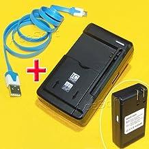 Alta calidad universal de viaje Dock Home USB/AC batery Cargador Micro Cable de carga y sincronización de datos 3ft para Verizon LG K4LTE Smartphone