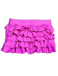 Baby Banz Little Girls' UV Swim Skirt with Bloomers