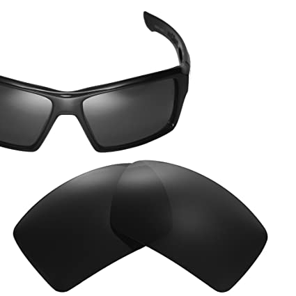 569e4520d7992 Cofery Replacement Lenses for Oakley Eyepatch 2 Sunglasses - Multiple  Options Available (Black - Polarized