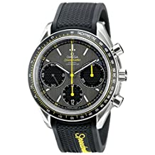 Omega Men's 326.32.40.50.06.001 Speed Master Racing Analog Display Swiss Automatic Black Watch
