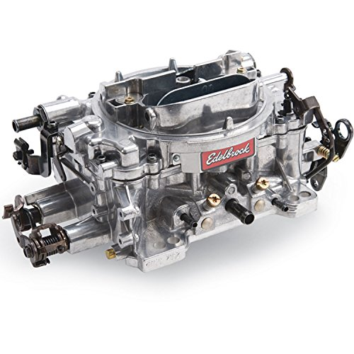 Edelbrock 18129 800CFM Thunder Series AVS Carburetor with M/C