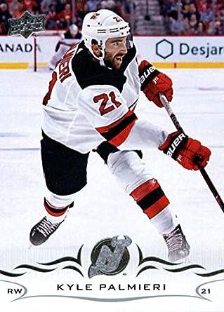 Amazon com: 2018-19 Upper Deck #359 Kyle Palmieri New Jersey Devils
