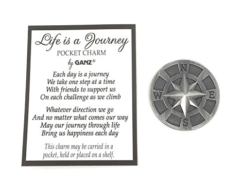 (Pocket Tokens (Life Is a Journey Compass) )
