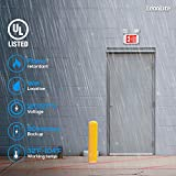 LEONLITE Wet Location Red Exterior Outdoor LED