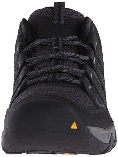 Gargoyle Black Oakridge Men's Shoe KEEN wxtRIPq