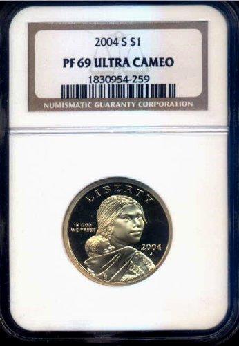 2004 S Sacagawea Dollar PF69 NGC