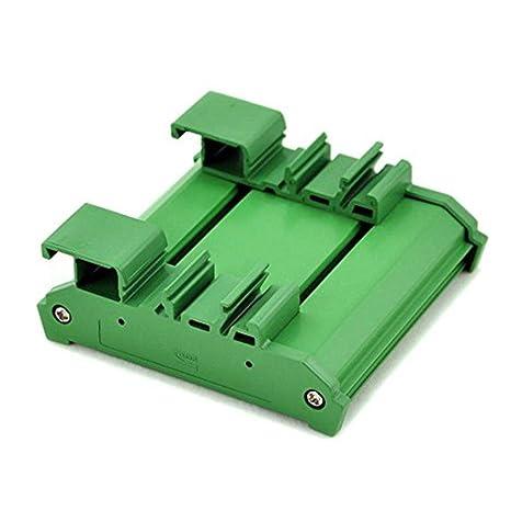 NANAD - Soporte para Montaje en riel DIN de PVC, Montaje en ...