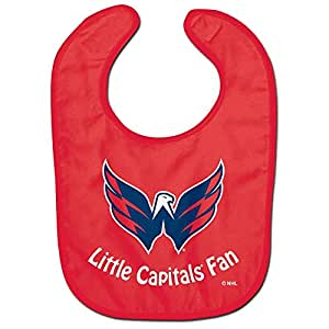Image Unavailable. Image not available for. Color  Wincraft NHL Washington  Capitals WCRA2064314 All Pro Baby Bib 12bdc380e