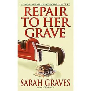 Repair to Her Grave Audiobook