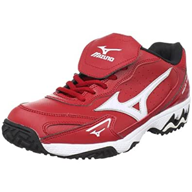 Mizuno Men's Wave Trainer G5 Athletic Shoe,Red/White,5.5 M US