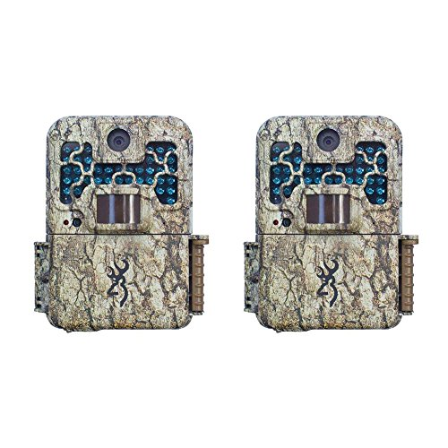 (2) Browning Recon Force FHD Digital Trail Game Camera (10MP) – BTC7FHD