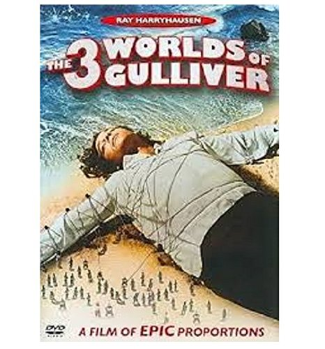 The 3 Worlds of Gulliver from Sony