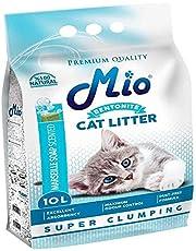 Mio Cat Litter Marseille Soap Scented Super Clumping 10L