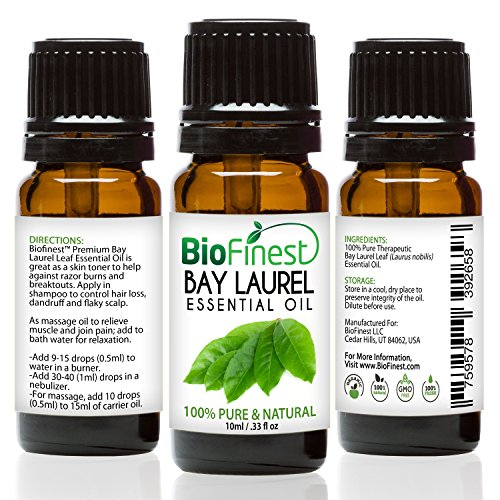 BioFinest Bay Laurel Oil Aromatherapy product image
