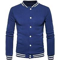 Kixing(TM) New Mens Fashion Jacket Warm Winter Coat Slim Overcoat