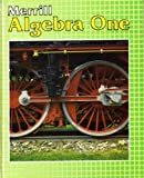 img - for Merrill Algebra One by Alan G. Foster (1990-06-03) book / textbook / text book