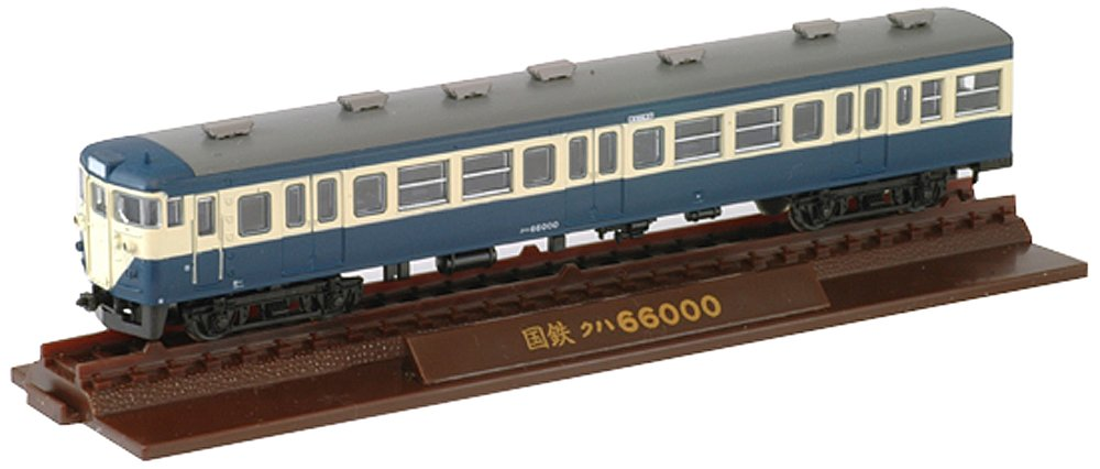 The Railway Collection J.N.R. Series62 (4-Car Set) (Model Train)