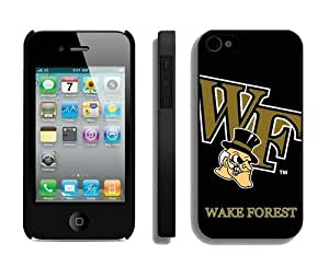 Cheap Case for Apple Iphone 4s Ncaa Wake Forest Demon Deacons 1 Best Iphone 4 Accessories by icecream design