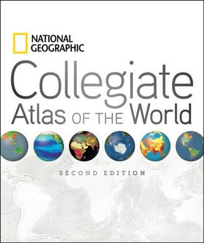 Natl.Geog.Collegiate Atlas Of World