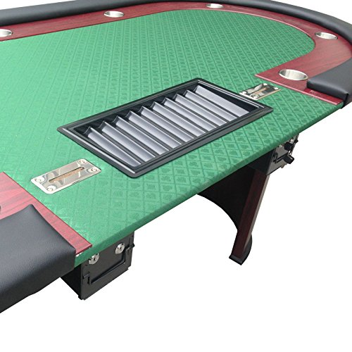 96 inch poker table top