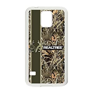 High Quality {YUXUAN-LARA CASE}Camouflage Camo Real Tree For Samsung Galaxy S5 STYLE-19