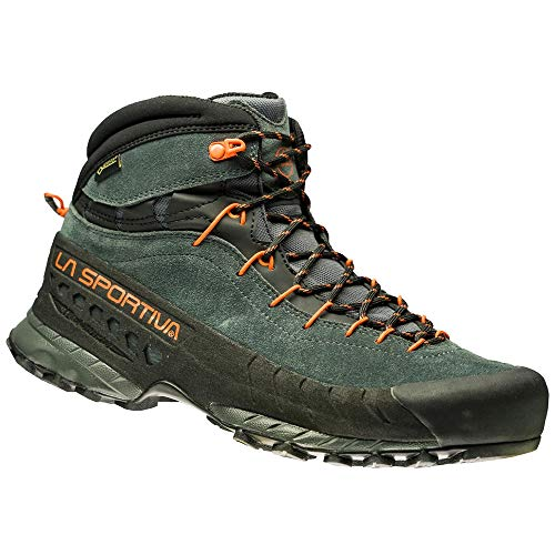La Sportiva TX4 MID GTX Hiking Shoe - Men's, Carbon/Flame, for sale  Delivered anywhere in USA
