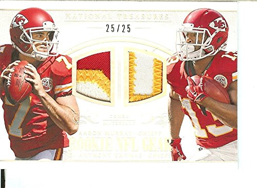 National Treasures 2014 Rookie NFL Gear Combo Player for sale  Delivered anywhere in USA