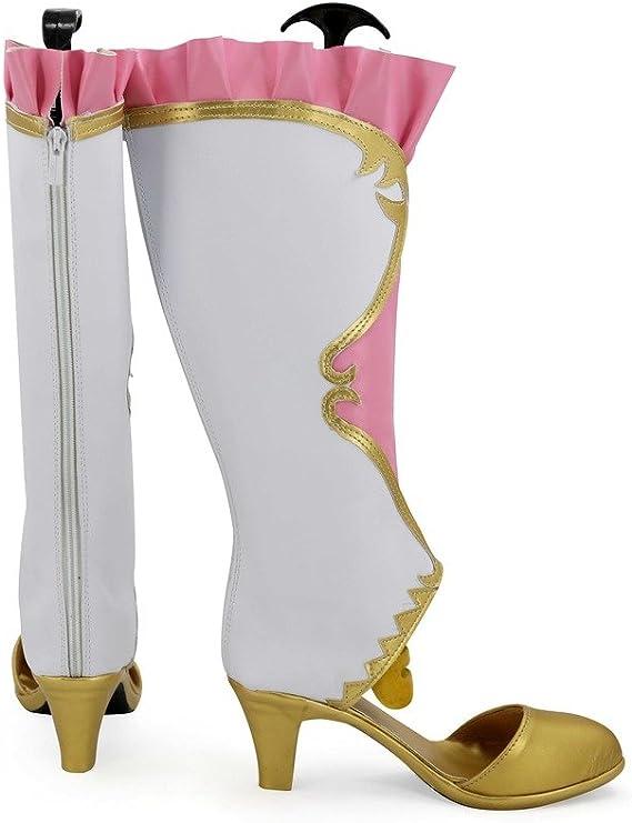 LoveLive!School idol project Birthstone Awakening Umi Sonoda Cosplay Shoes Boots Custom Made