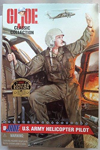 G.I. JOE U.S ARMY FEMALE HELICOPTER PILOT -