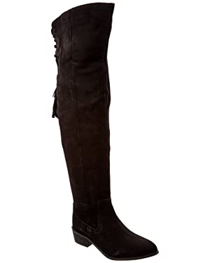 Musse & Cloud Apsel Suede Over-The-Knee Boot, 36