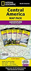 • Waterproof • Tear-Resistant • Travel MapThe National Geographic Adventure Central America Map Pack is the perfect companion for anyone who wants to travel in Central America. The Map Pack includes five Adventure maps that cover all of the c...