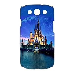diy zhengDIY Case Cute Disney Castle Hard Plastic Ipod Touch 5 5th Case Back Protecter Cover Case Perfect as Christmas gift(3)