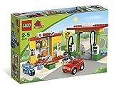 legos gas station - LEGO DUPLO 6171 My First Gas Station