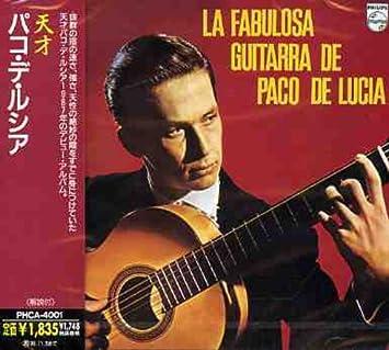 La Fabulosa Guitarra: Paco de Lucia: Amazon.es: Música
