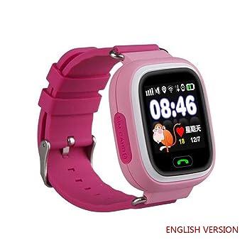 GPS Q90 - Reloj Inteligente para niños, antipérdida, de muñeca ...