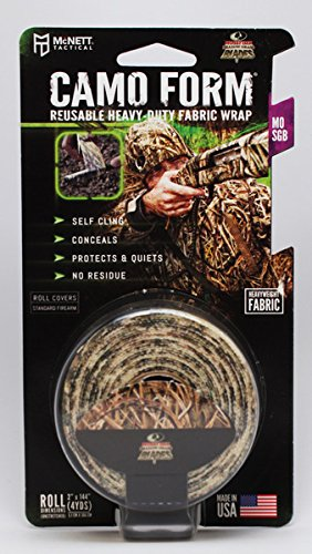 Gear Aid Tactical Camo Form Protective Camouflage Wrap - Mossy Oak Shadow Grass