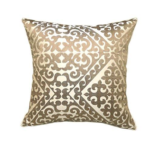 AINIYF Square Pillow,Sofa Pillow,Bedroom Pillow,Decorative (Color : #1, Size : 50cm50cm)