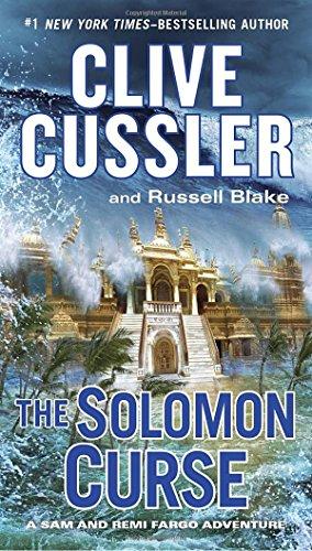 The Solomon Curse (A Sam And Remi Fargo Adventure)