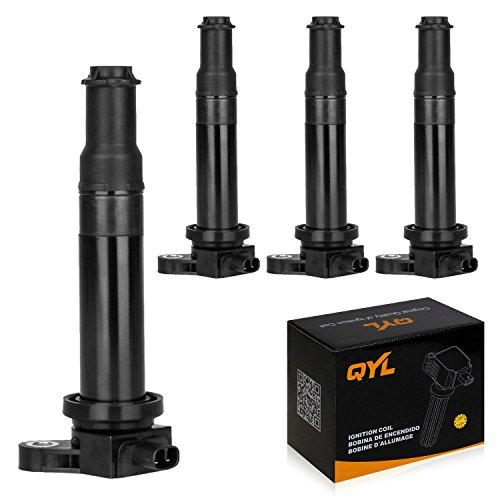 qyl-pack-of-4-ignition-coil-pack-for-kia-dodge-hyundai-accent-rio-rio5-attitude-16l-i4-uf499-27301-2