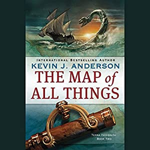 The Map of All Things Audiobook