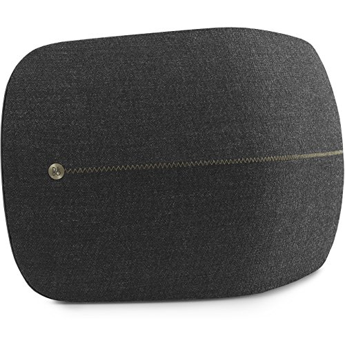 B&O PLAY by Bang & Olufsen Beoplay A6 Music System Multiroom Wireless Home Speaker, certified with Amazon Alexa Echo Dot (Oxidized Brass)