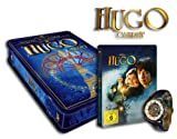 Hugo Blu-ray 3D SteelBook Superset with Watch (Three Disc Combo Blu-ray 3D / Blu-ray / DVD(R2) +Digital Copy)