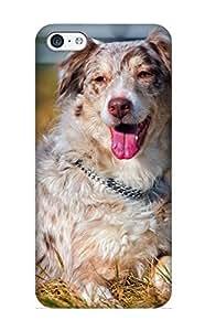 JpfroU-4928-wTGJZ Anti-scratch Case Cover Resignmjwj Protective Animal Dog Case For Iphone 5c