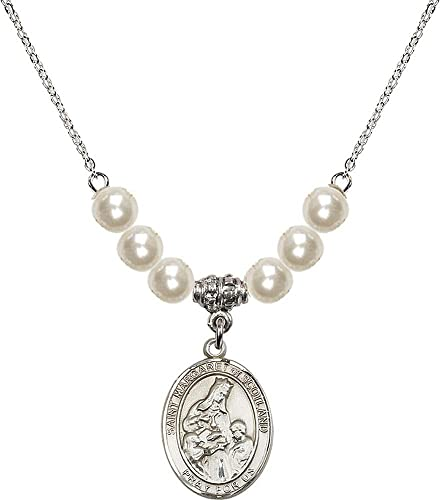 DiamondJewelryNY 14kt Gold Filled St Margaret of Scotland Pendant