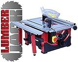 Lumberjack BTS210 8' 210mm Bench Top Hobby Table Sa