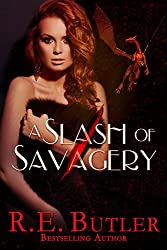 A Slash of Savagery (Wiccan-Were-Bear Book 8)